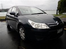 2010 Citroen C4 1.6 VTi Auto Hatch