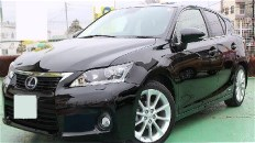 2012 Lexus CT200H Version L