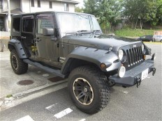 2008 Jeep Wrangler Unlimited Sports