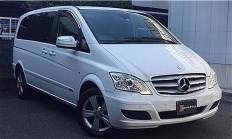 2012 Mercedes-Benz V Class V350 Trend Luxury Package