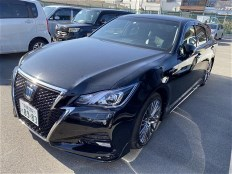 2016 Toyota Crown Athlete G Modellista Aero
