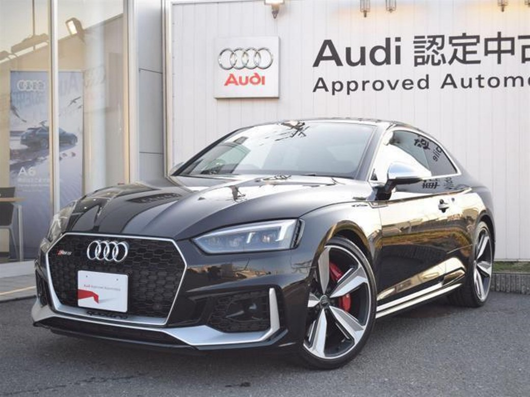 2018 Audi RS5 21,000kms | Image 1 of 17
