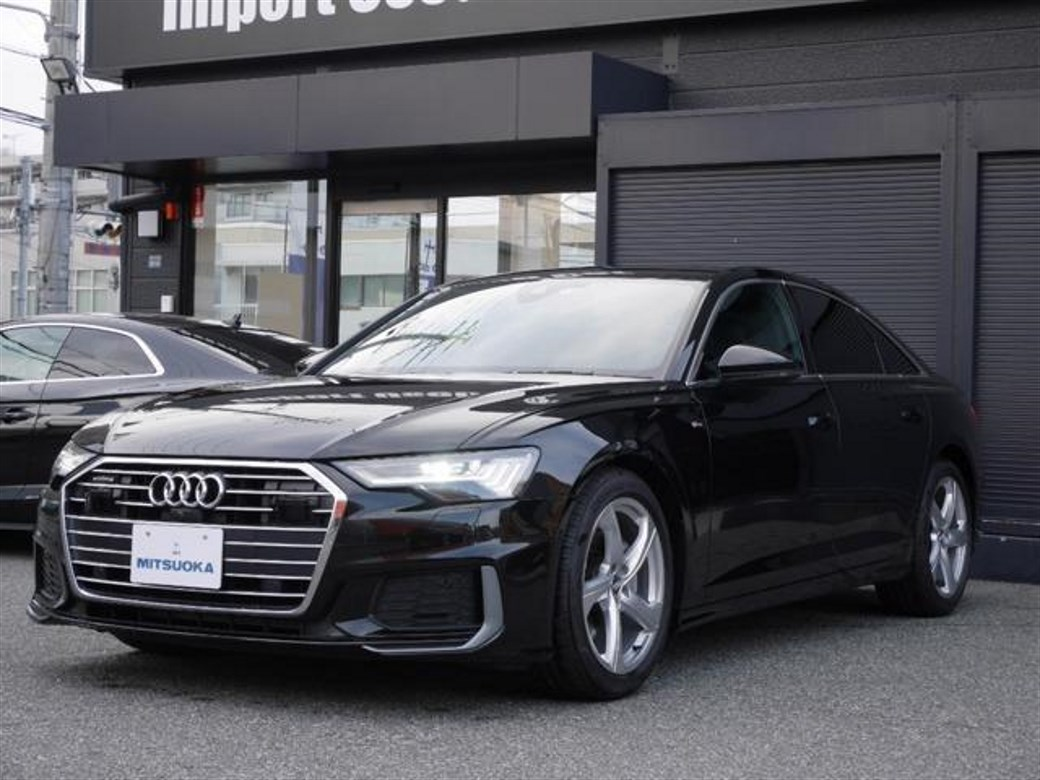 2020 Audi A6 TDi 4,000kms | Image 1 of 19