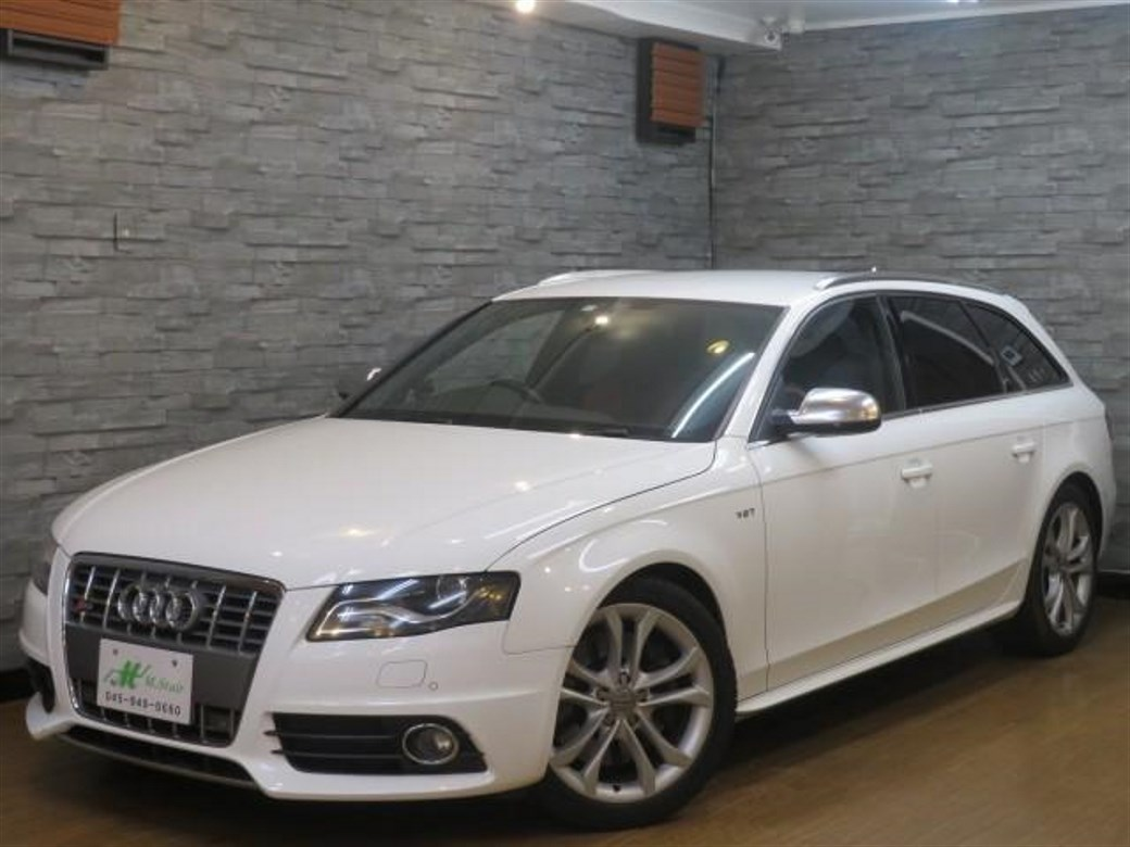 2010 Audi S4 75,000kms   Image 1 of 17